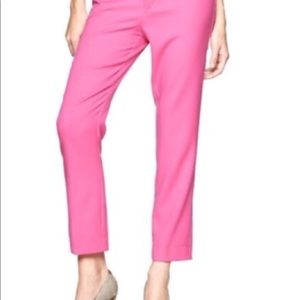 Lilly Pulitzer light corduroy pant palm beach pant